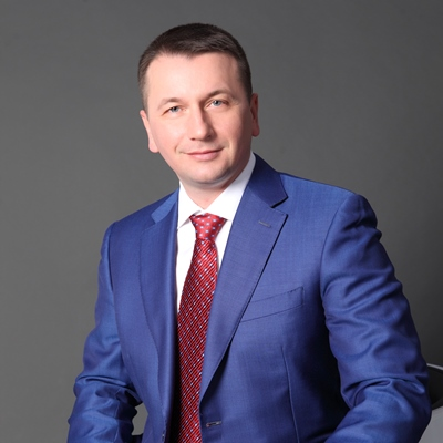 "Vsevolod Sazonov. Chairman of the Group of Companies ""Sazonov and Partners"""
