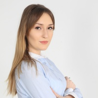 Sofia Paskevich. HR Specialist